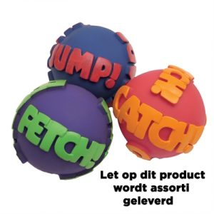 Rosewood jolly doggy my word bal vinyl assorti