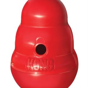 Kong snack dispenser wobbler rood