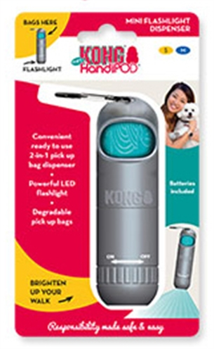 Kong handipod mini zaklamp voor dispenser