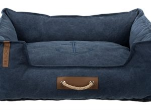 Trixie be nordic hondenmand fohr donkerblauw