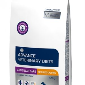 Advance veterinary diet articular care reduced calorie