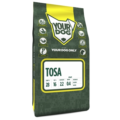Yourdog tosa pup