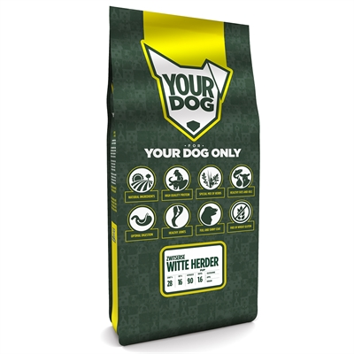 Yourdog zwitserse witte herder pup